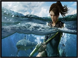 Lara Croft, Tomb Raider Underworld